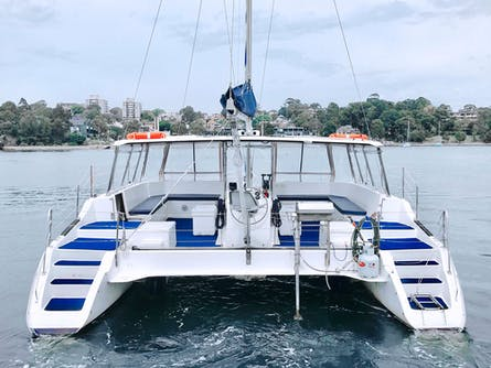 Sea Sydney Harbour - Charter Boat Hire