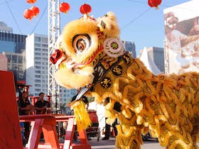 Lunar New Year 2017 at Crown Melbourne
