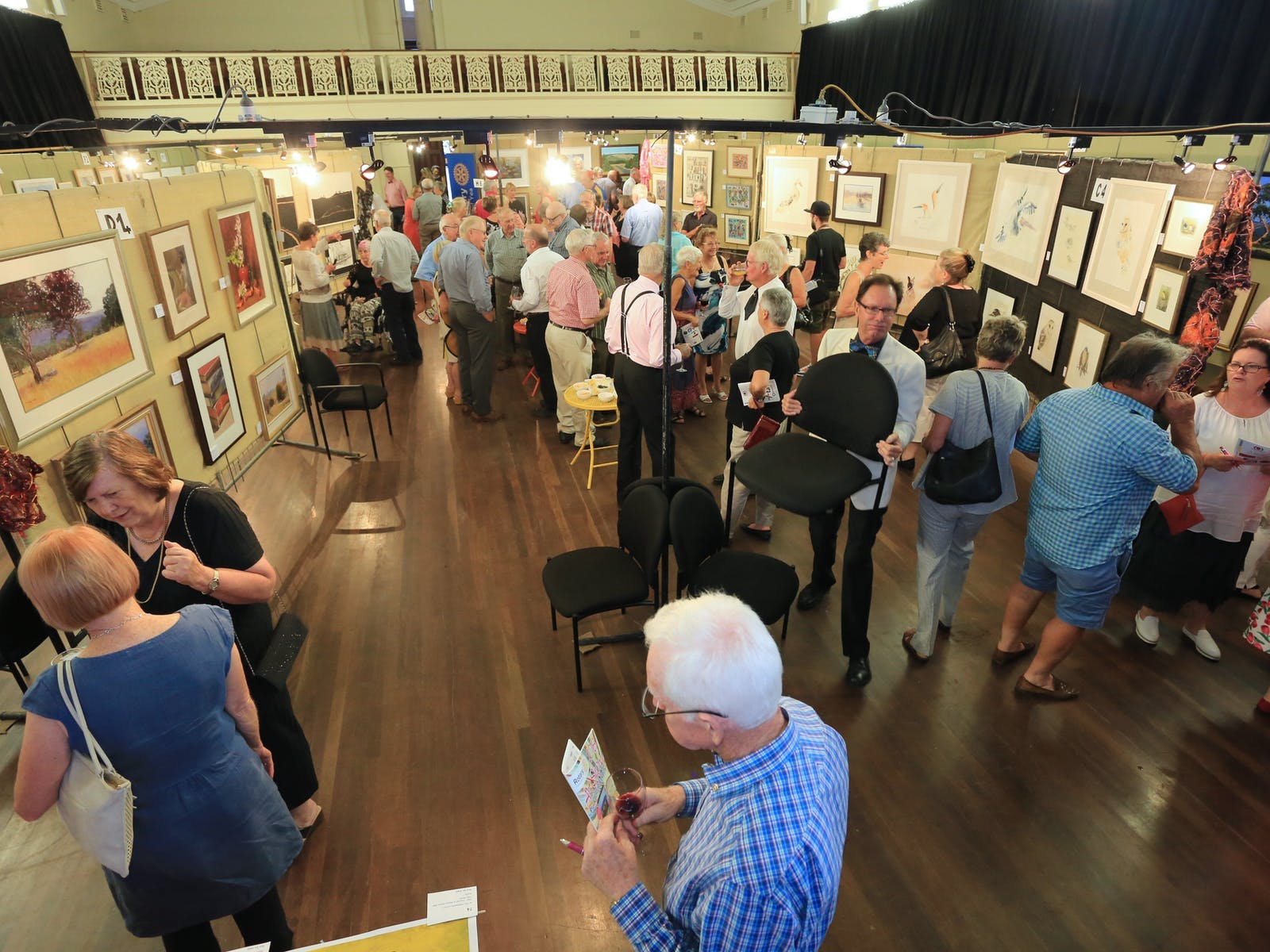 Image for 35th Yea Rotary Art  Show