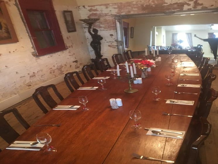 Commercial Hotel Dining