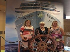 Portland Rotary Art Show