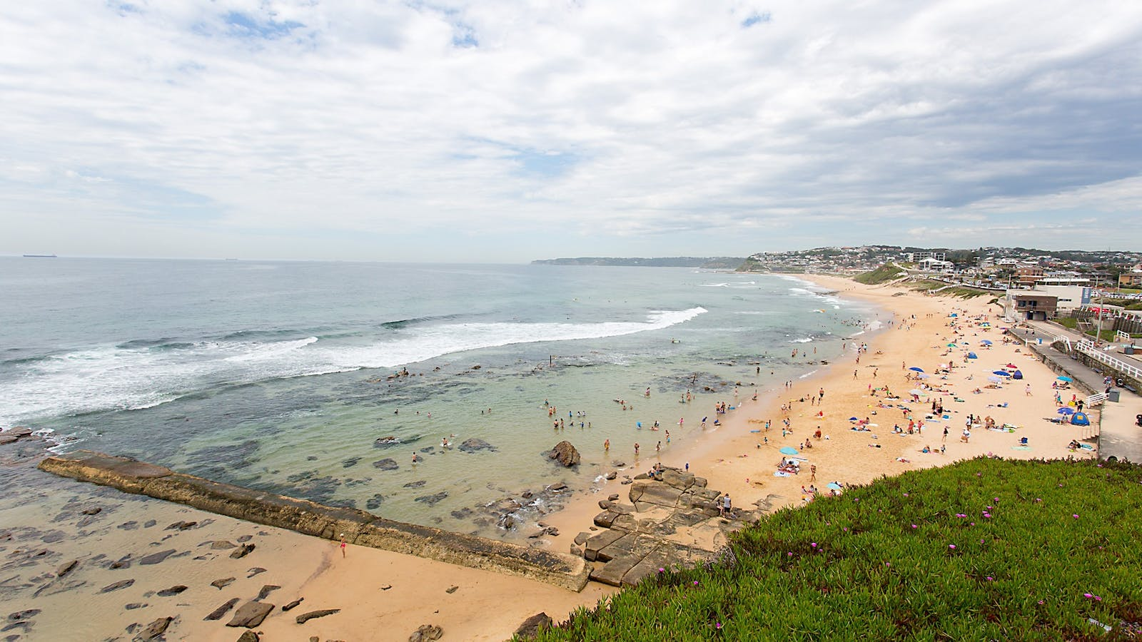 The Bathers Way City of Newcastle Image