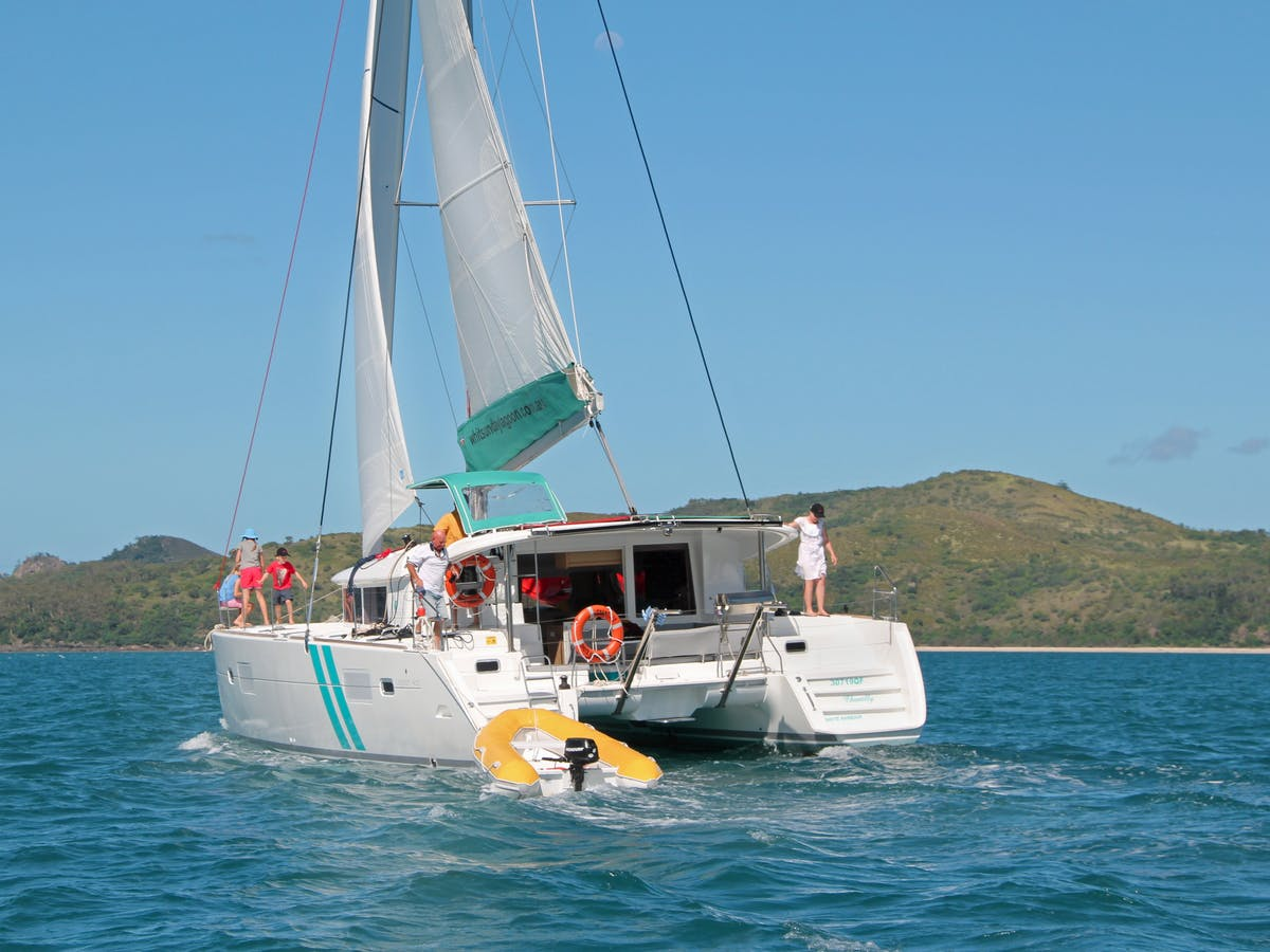 Whitsunday Rent A Yacht - Hire - Queensland