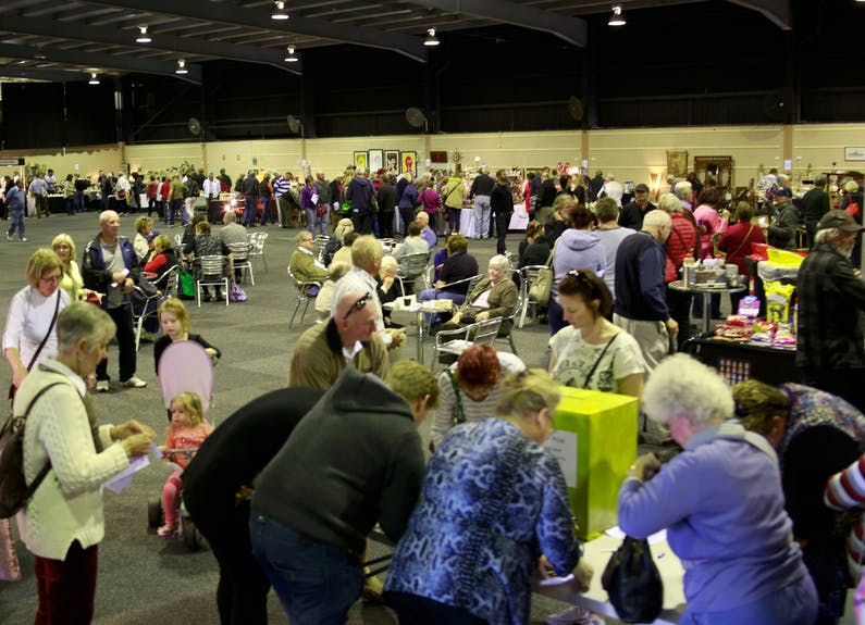 Image of the event 'Newcastle Antiques and Collectables Fair'