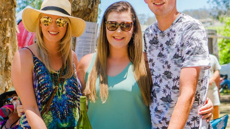 Oysters in the Vines - Seafood and Wine Festival