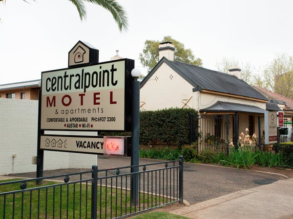 Image: Centralpoint Motel and Apartments