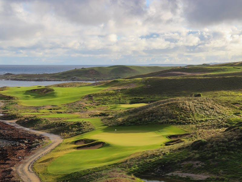 Ocean Dunes Golf Links King Island