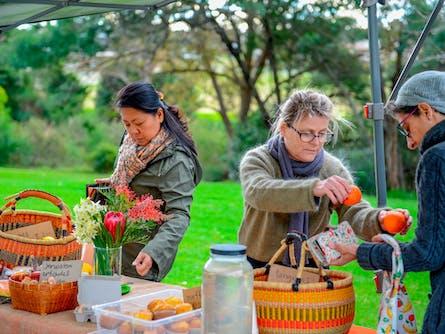 Gaia Farmers Market