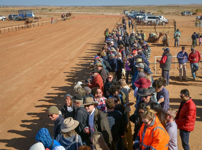 28th Marree Australasian CAMEL CUP 3 July 2021