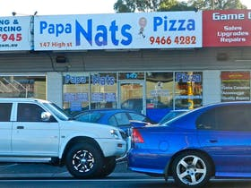 Papa Nat's Pizza