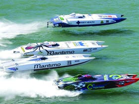 Hervey Bay Offshore Superboat Race