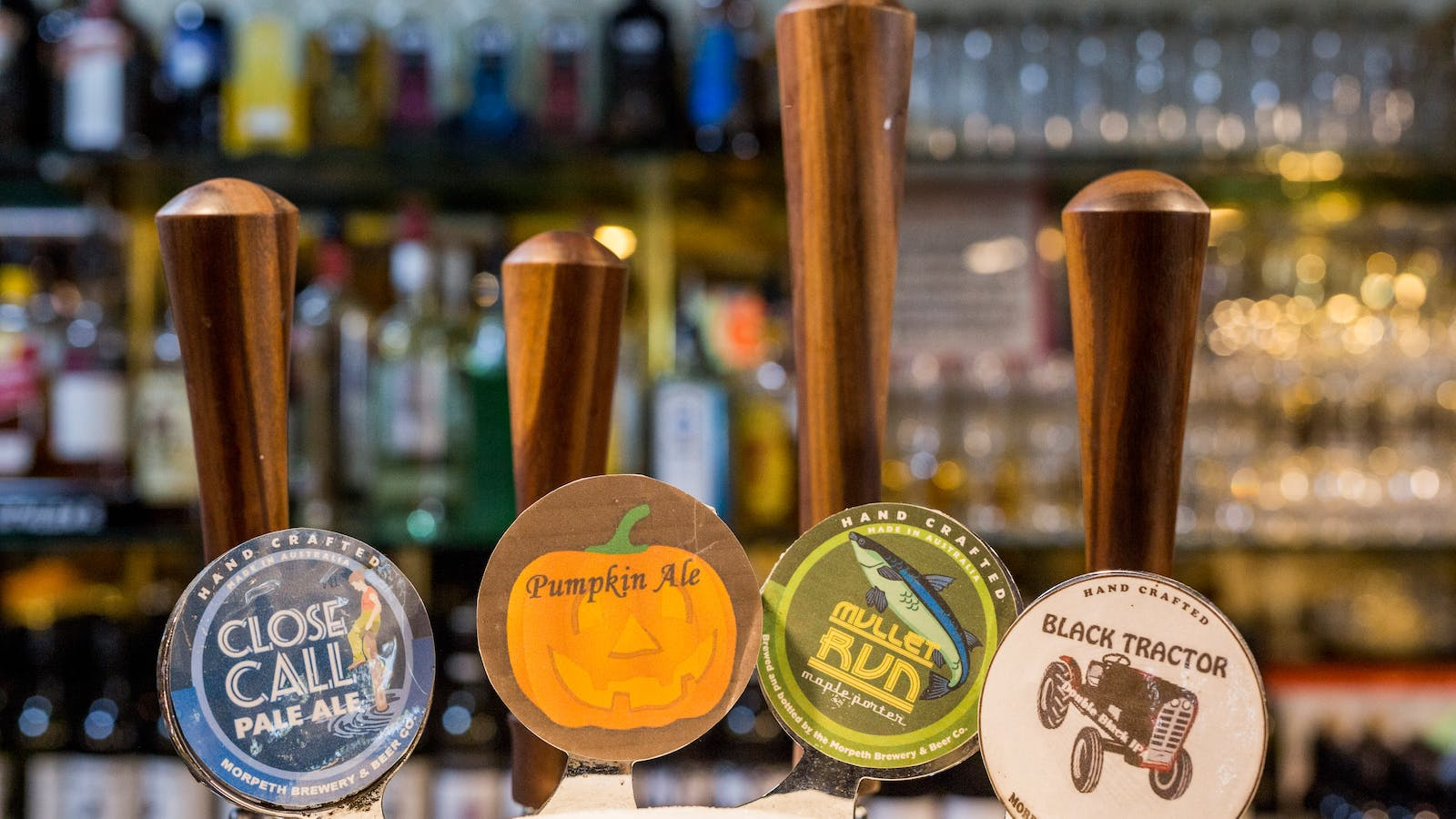 Commercial Hotel Morpeth - Tap