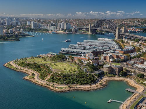 Barangaroo Sydney Australia Official Travel