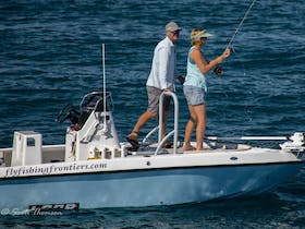 Fly Fishing Frontiers, Exmouth, Western Australia