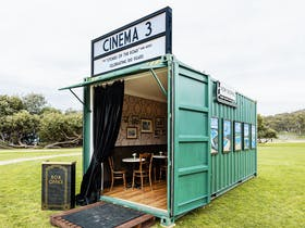Pop-Up Cinema Boxes - Celebrating 100 Years of The Great Ocean Road