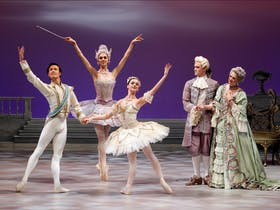 The Australian Ballet presents Storytime Ballet: The Sleeping Beauty