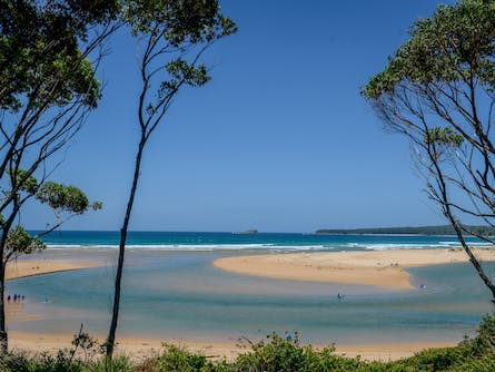 North Durras Beach
