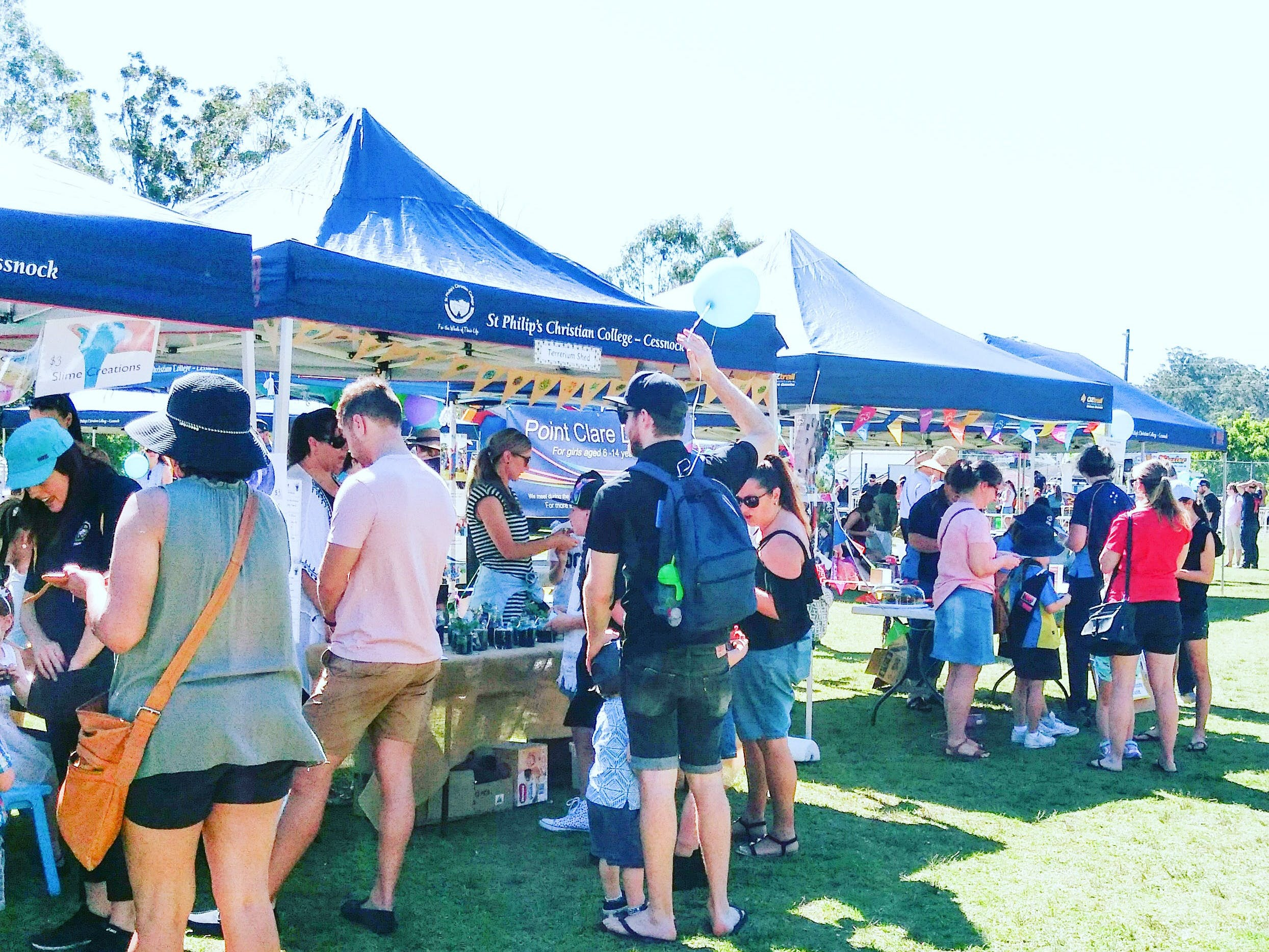 Image for St Philip's Christian College Gosford Spring Fair