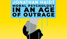 Image of the event 'Jonathan Haidt: Moral Psychology in an Age of Outrage'