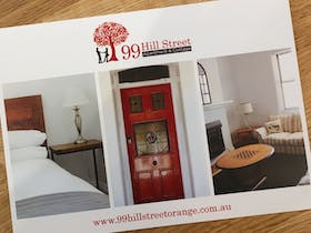 99 Hill Street Apartment and Cottage
