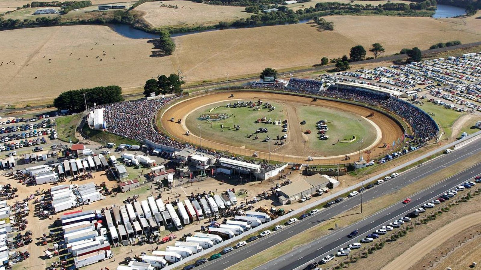Image for South West Conveyancing Grand Annual Sprintcar Classic