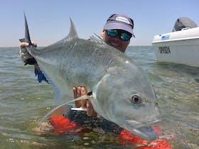 Ningaloo Fly Fishing