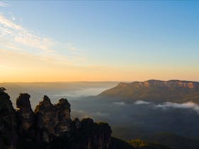 The Lookout, Echo Point