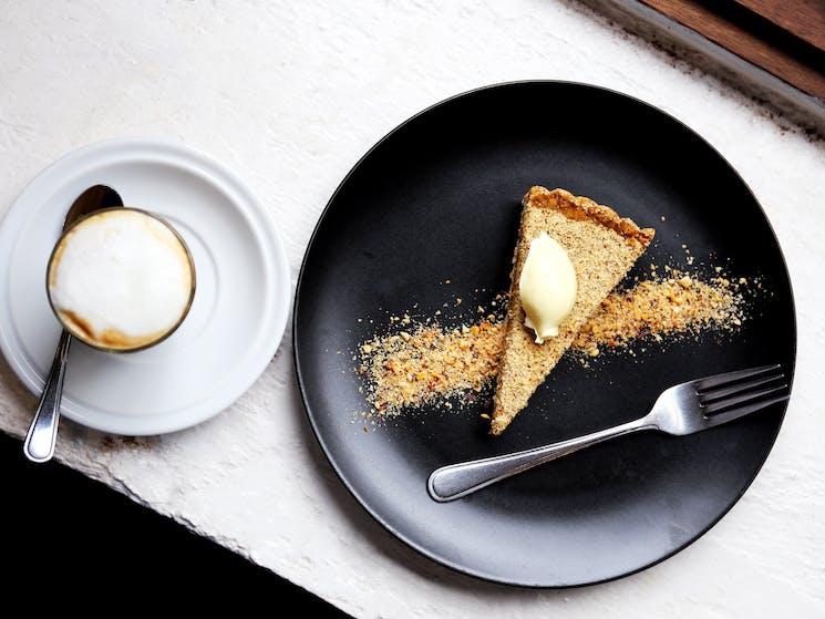 The Butter Factory Restaurant Pyree Dessert of The Day