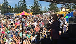 Image of the event 'Coogee Family Fun Day'