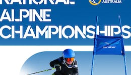 Image of the event 'Australian National Alpine Championships'