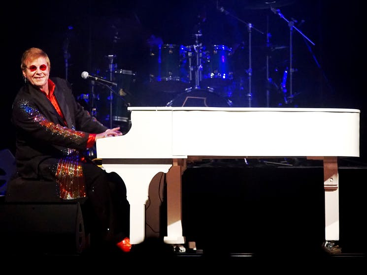 Rocketman: A Tribute to Elton John featuring Greg Andrew