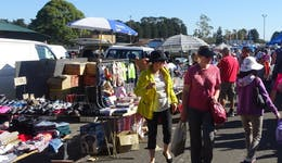 Image of the event 'Sydney Trash and Treasure Bazaar'