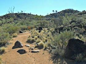 The Granites Walking Track