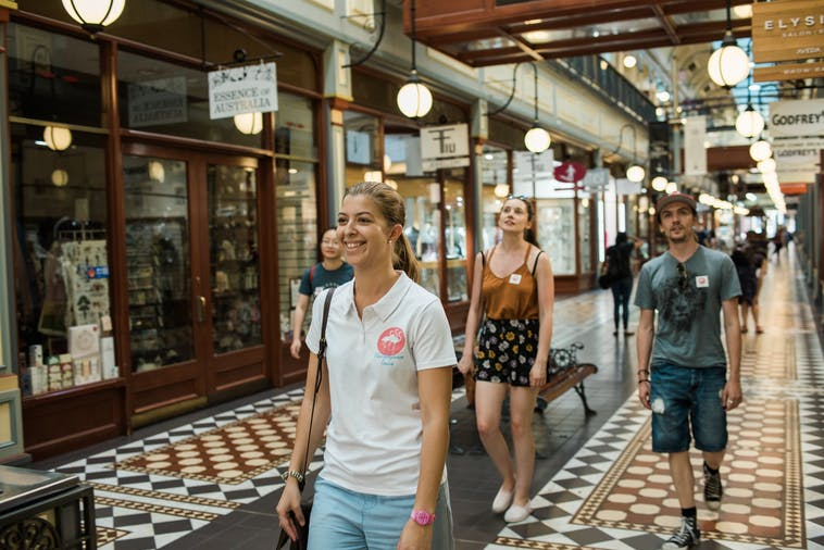 Be an Adelaide Local Intimate Walk