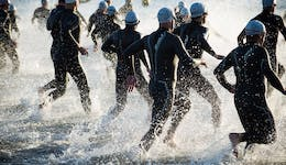 Image of the event 'Jervis Bay Swim'