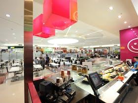 Grafton Shoppingworld Food Court