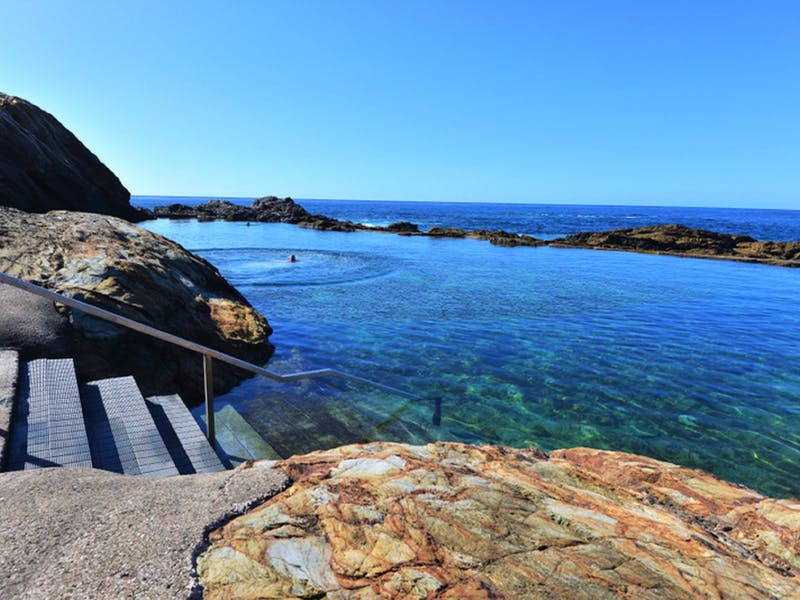 Blue Pool, Bermagui