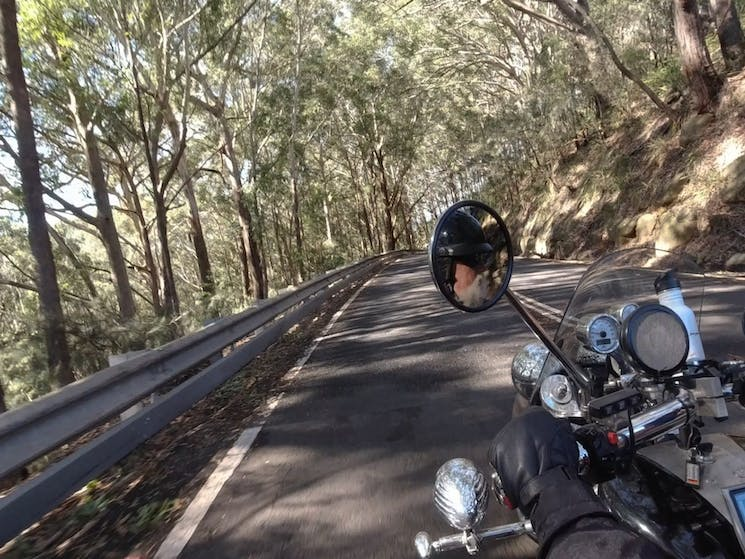 Just Cruisin' Motorcycle Tours Wollongong