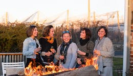 Image of the event 'Wassailing with Bite Riot Cherries and See Saw Wines'
