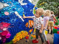 Cairns Children's Festival, held annually in May