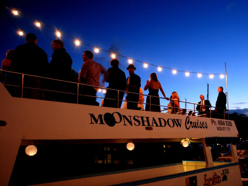 Moonshadow - TQC Cruises