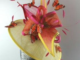 Toowoomba Millinery Exhibition, Autumn