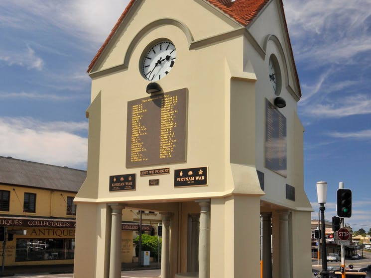 Mittagong Clocktower