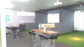 Golf Simulator area