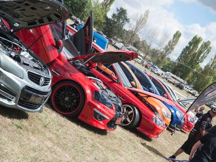 Southern Cross Street Cruisers Car Show and Swap Meet