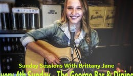 Image of the event 'Sunday Session With Brittany Jane'