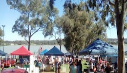 Image of the event 'Markets by the Lake'
