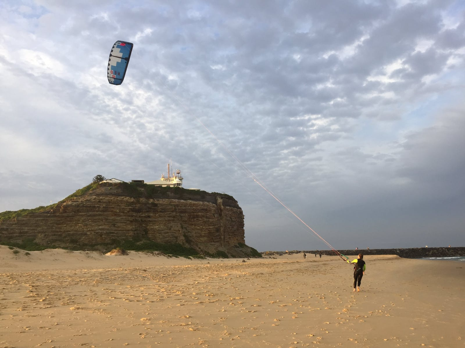 Image for Kiteboarding Lesson