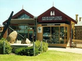 Encounter Coast Discovery Centre and The Old Customs and Station Masters House, Victor Harbor, Fleurieu Peninsula, South Australia