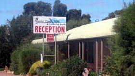 Gawler Ranges Motel, Wudinna, Eyre Peninsula, South Australia